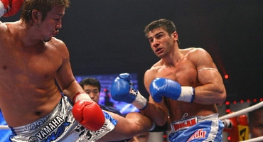 Ruslan Karaev is returning to big sports. Karaev returns to KOK