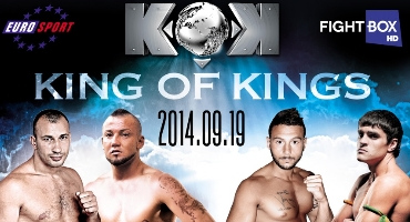 King Of Kings World GP 2014 In Chisinau