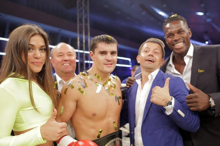 KOK WORLD GP 2014.09.19 IN CHISINAU RESULTS