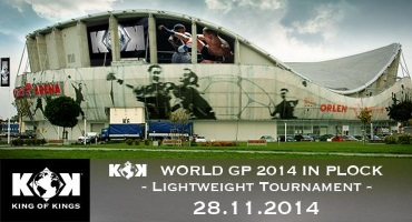 KOK WORLD GP 2014 IN GDANSK 4 MEN TOURNAMENT