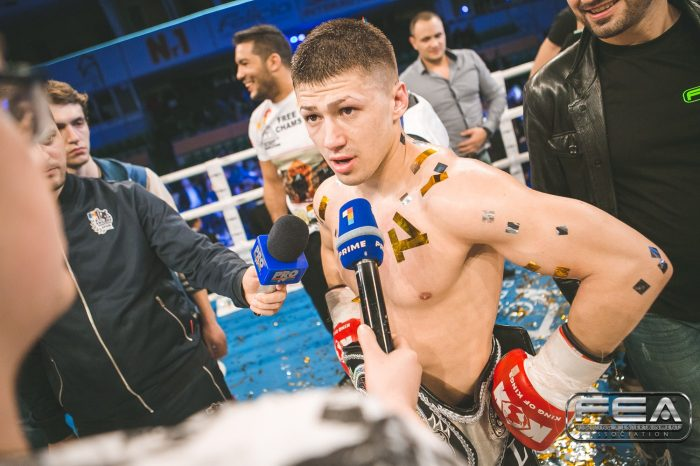 FIGHT BOX KOK WORLD SERIES & KOK GP MIDDLEWEIGHT TOURNAMENT 2016 in MOLDOVA RESULTS