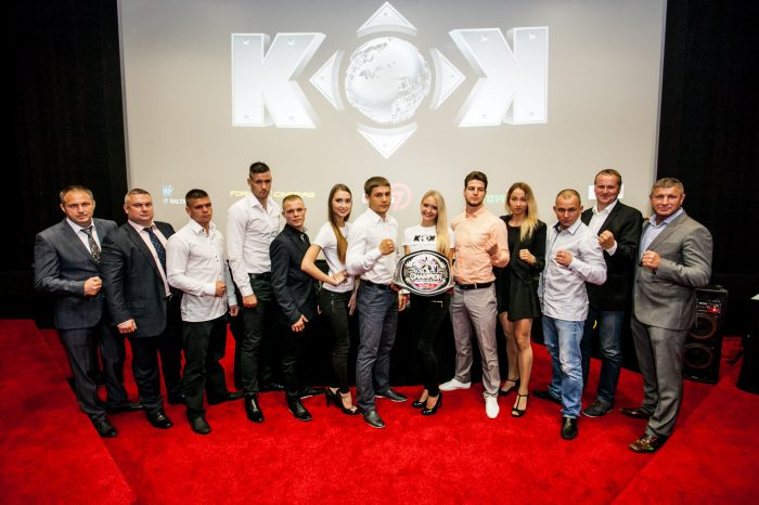 PRESS CONFERENCE FOR HEROS SERIES Vol. 17 & KOK'38 WORLD GP 2016 IN TALLIN