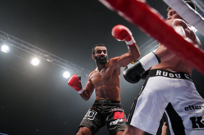 Is ZAUR DZHAVADOV next KOK belt champion?