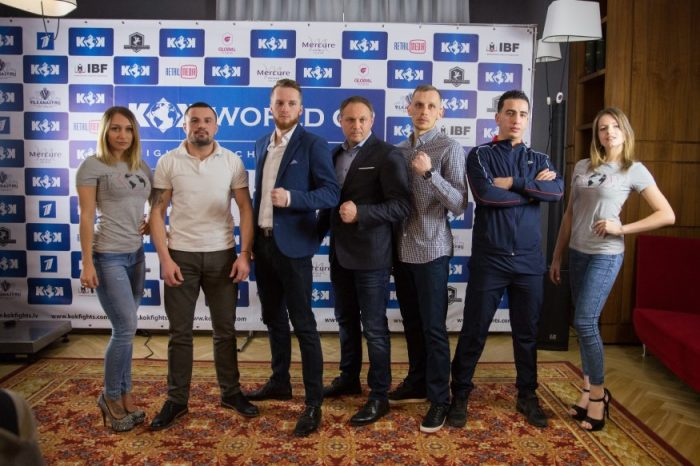 Photo album- Conference- KOK'54 World GP in Riga 24.02.2018