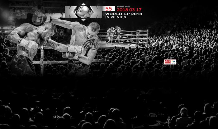 FightBox KOK Hero's Series 2018 in Vilnius Vol. 36 RESULTS