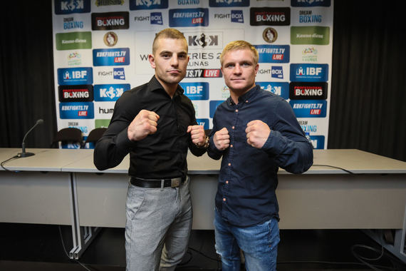 Zalgirio Arena – Boxing and Bushido Tournament Conference