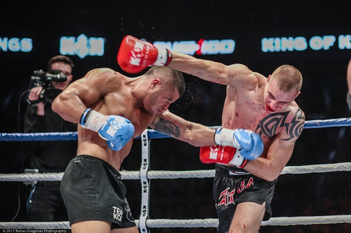"""""""WE WILL SEE IF HE TRAINED AS HARD AS I DID"""" – M.NARAUSKAS"""