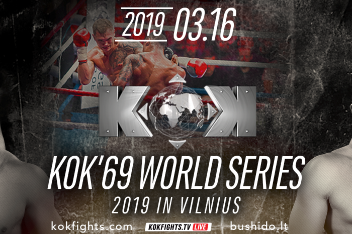 KOK'69 World Series in Lithuania 16.03.2019