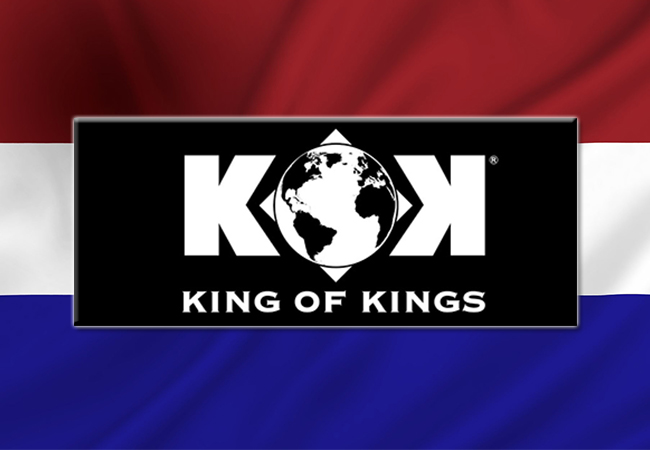 KOK Fights is coming to Netherlands!