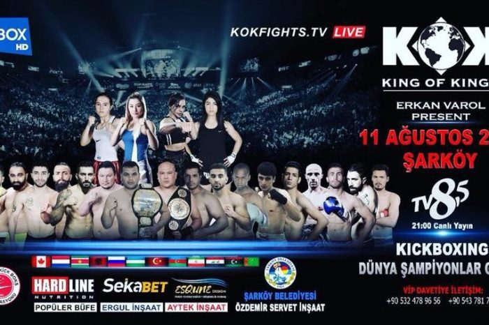 KOK World GP in Turkey RESULTS