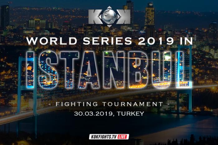 KOK World Series – Turkey 30.03.2019