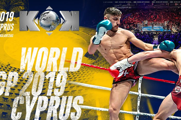 KOK World GP in Cyprus 14.06.2019