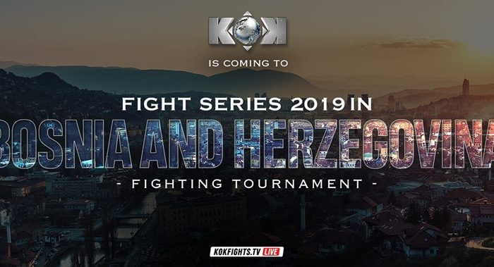 KOK Fight Series in Bosnia & Herzegovina 03.07.2019