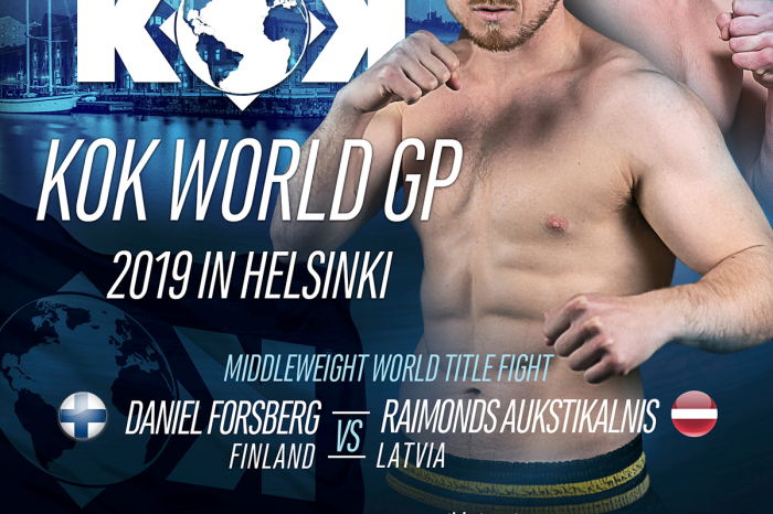 HOW TO WATCH- FightBox Hero's Series and KOK World GP in Finland 17.05.2019 !