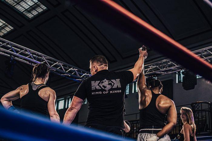 KOK Fight Series in London Photo album