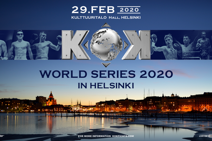 KOK World Series 2020 in Helsinki