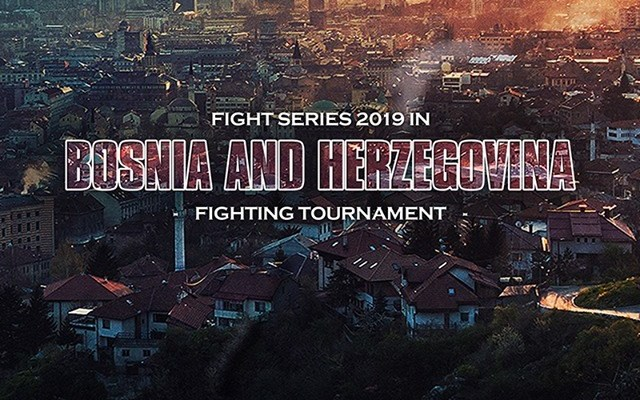 KOK World Series 2019 in Sarajevo: Official Fight Card