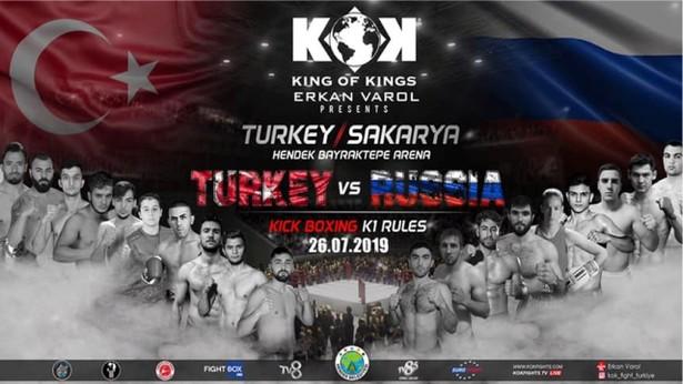 KOK'76 Fights in turkey 26.07.02019