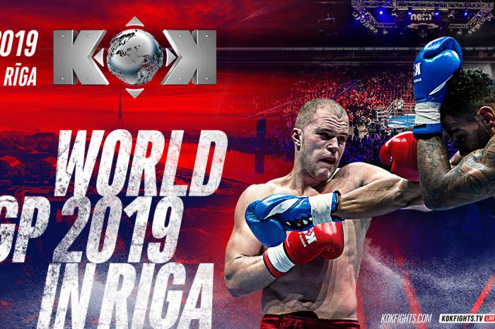 KOK World GP in Riga 24.11.2019 !