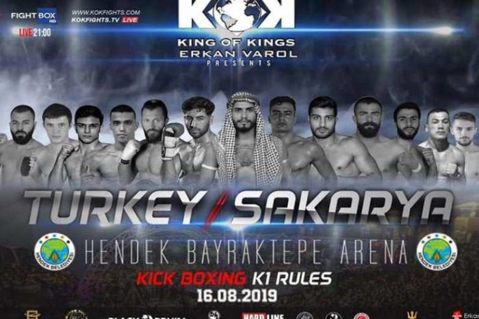 Fights Announced for Friday KOK Event
