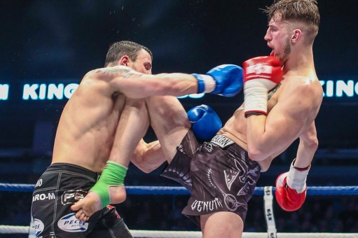 Fighter H. Viksraitis: I will not give my champion belt easily