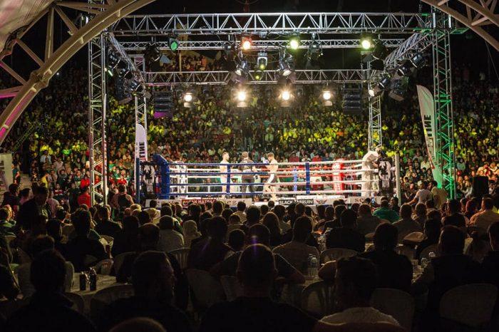 KOK Fight Series Turkey: Results