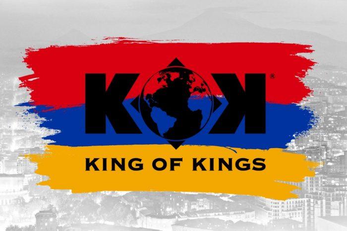 King of Kings in Armenia