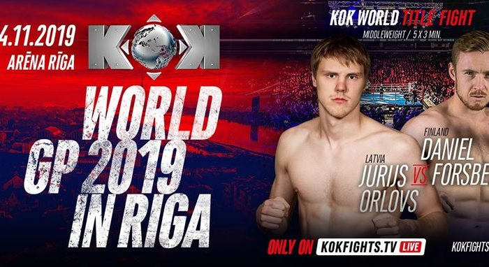 KOK 81: Fight Card and Viewing Information