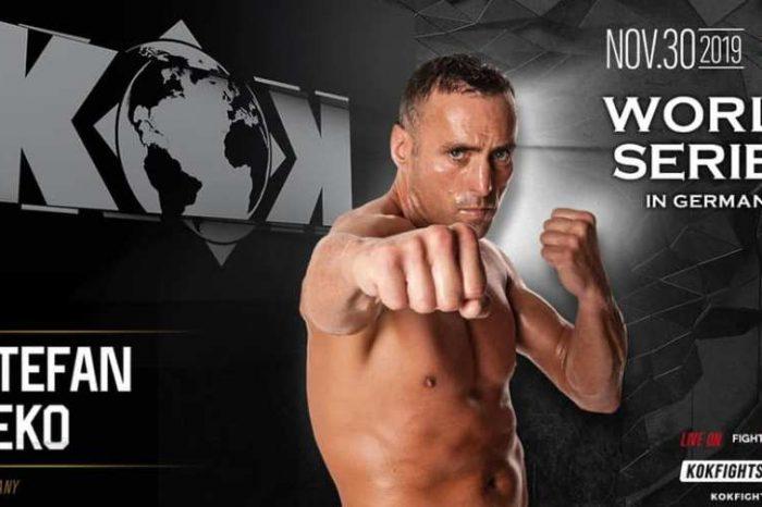 """Stefan Leko: """"I Never Underestimate Any Opponent"""""""
