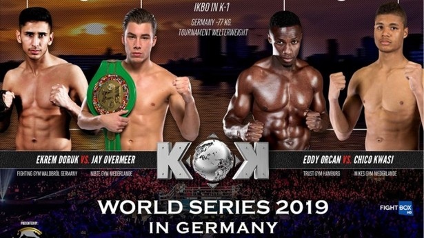 FightBox's KOK Hero's Series – LIVE from Krefeld, Germany 30.11.2019