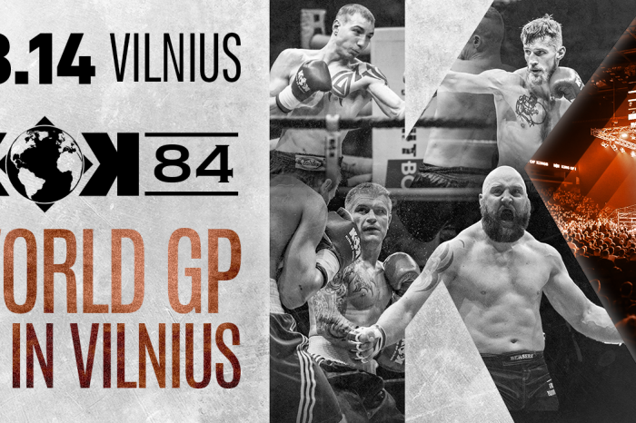 KOK WORLD GP IN VILNIUS 14.03.2020