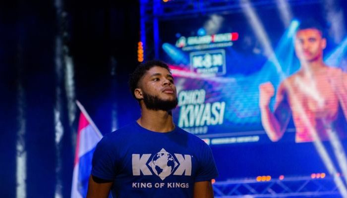 "Chico Kwasi: ""I'm the Right Contender to Fight for the Title"""