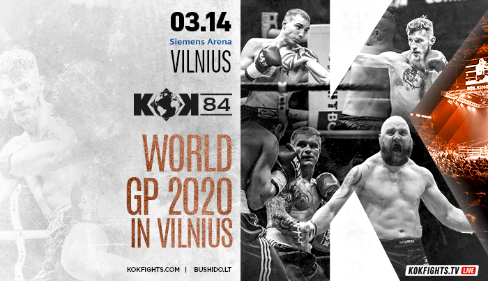 KOK World GP 2020 Update