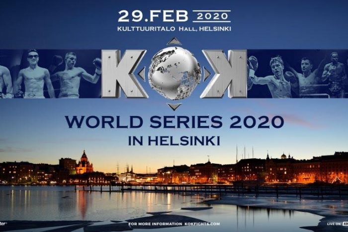 KOK Releases Fight Card for Return to Finland