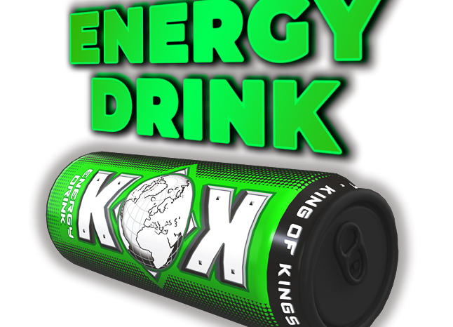 KOK News & Notes: Energy Drink, World Title Fight