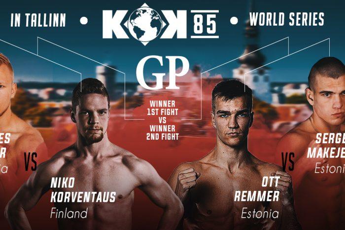 Four Man GP Announced for KOK Return to Tallinn
