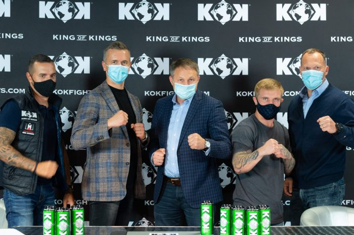 Moments from KOK Classic Press Conference !