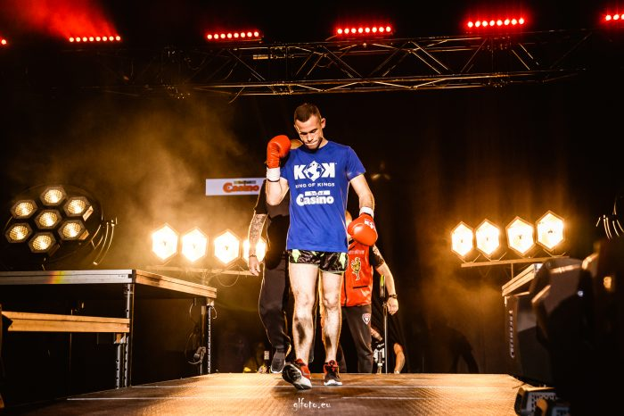 """Matas Pultarazinskas """" I am here to Show a good fight and Knock him out"""""""