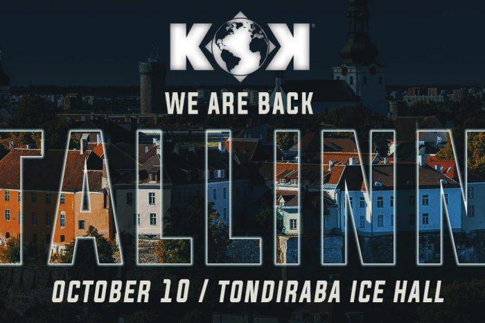 KOK'85 in Tallinn !
