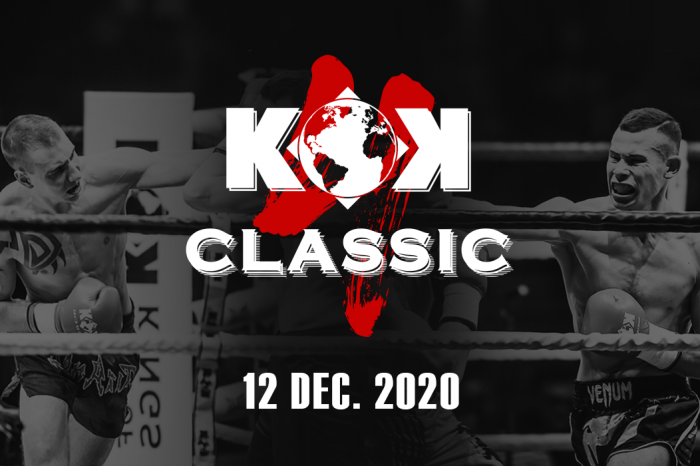 Pultarazinskas favored at tonight's KOK Classic 4
