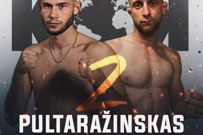 Pultarazinskas Gets Chance for Redemption at KOK Classic 4