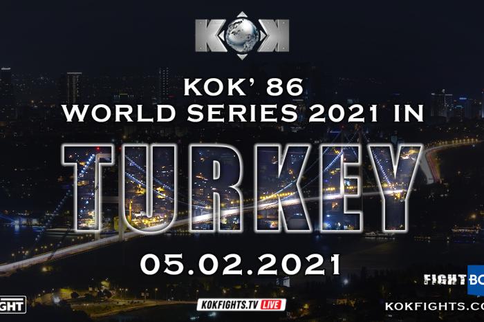 KOK'86 in Turkey !