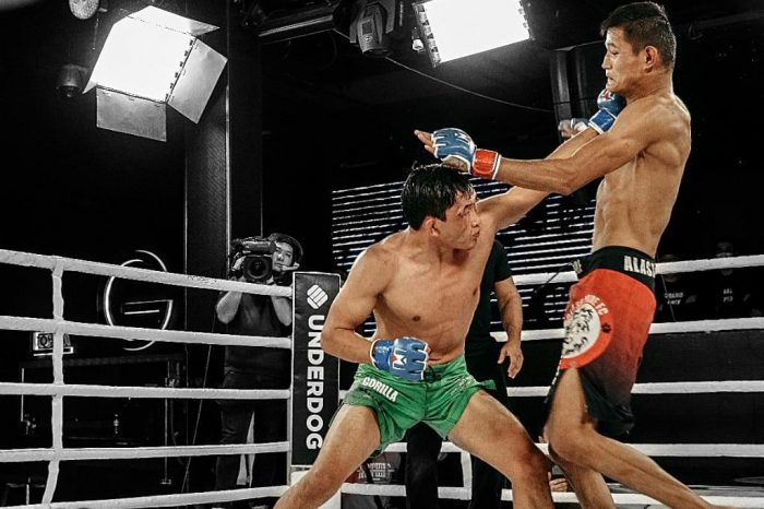 KOK Kazakhstan II: MASSIVE MMA Tournament, Kickboxing, Dream Boxing