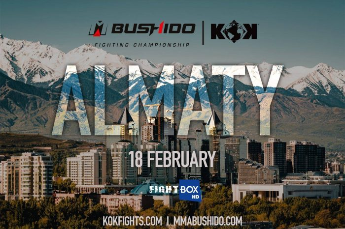 MMA Bushido Kazakhstan GP: Tlekeev Wins 16 Man Tournament