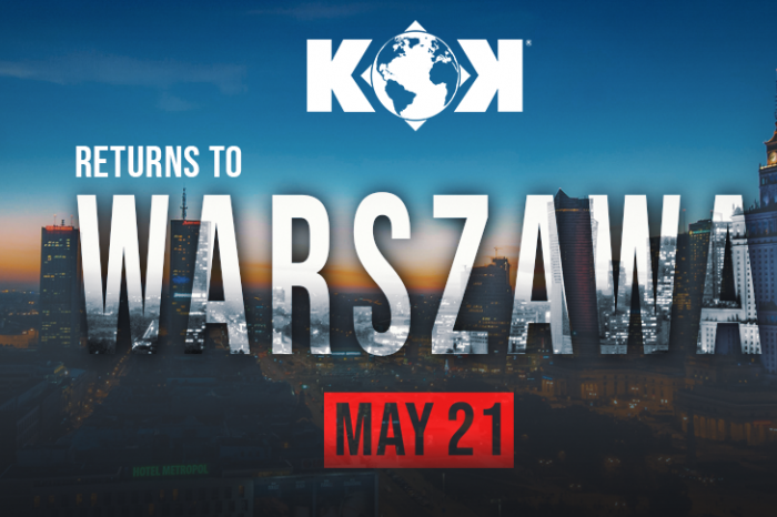 KOK Return to Warsaw Official