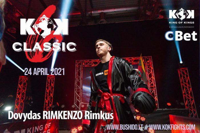 Rimkenzo Returns at KOK Classic 6
