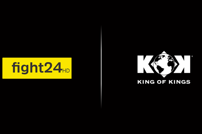 KOK have signed the cooperation agreement with FIGHT 24 HD channel