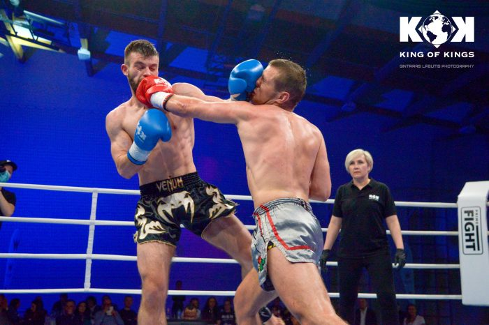 Results for the KOK World Series from Warsaw, Poland 21.05.1021
