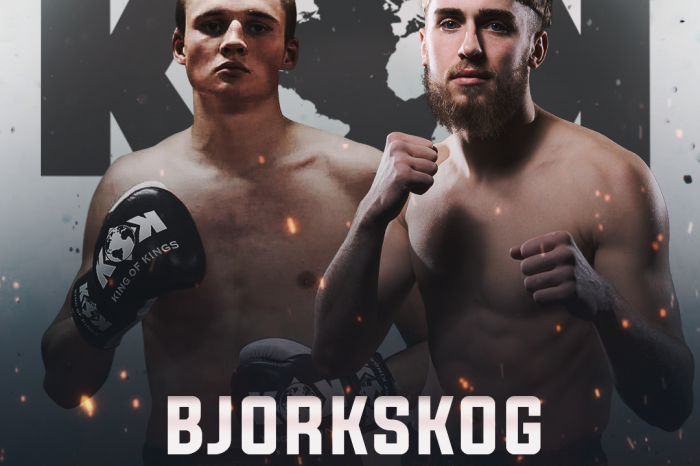 """Dovydas """"RIMKENZO"""" Rimkus is coming back to the ring!"""