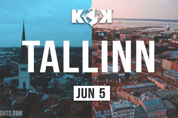 KOK 89 Tallinn: Fight Card and Viewing Information